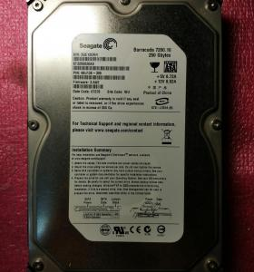 Seagate ST3250820AS