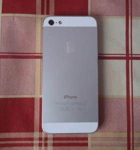 iPhone 5 32 gb white(белый) LTE