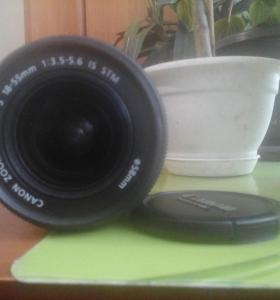 Canon 18 - 55 IS  STM