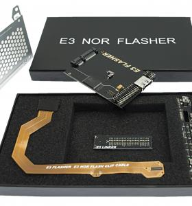E3 NOR FLASHER даунгрейд прошивки PS3