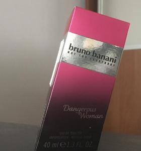 Туалетная вода BRUNO BANANI DANGEROUS WOMAN
