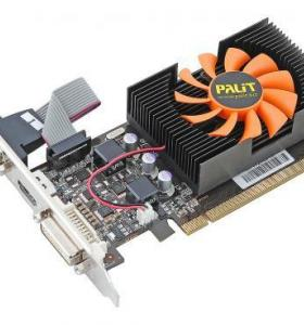Видеокарта Palit GeForce GT 440