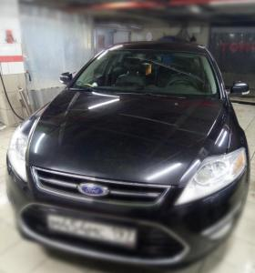 Ford Mondeo 2.3 АМТ 2011 г.