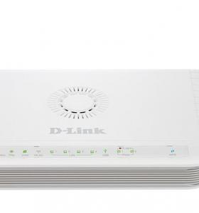 Wi-fi маршрутизатор D-Link Dvg n5402gf