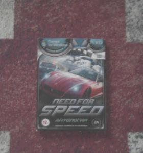 Need for SPEED на PC DVD
