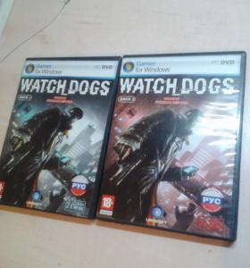 Игра Watch Dogs 2 диска