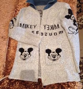 Кардиган Mikey Mouse