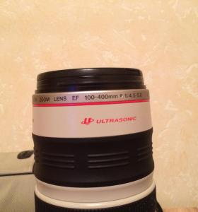 Canon 100-400 L IS