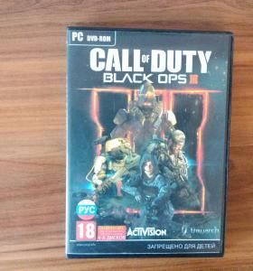 Диск Call of Duty BLACK OPS 3