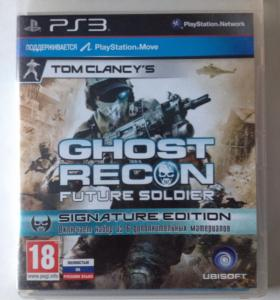 Tom Clancy's Ghost Recon Future Soldier (PS3)