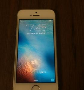 iPhone 5s 32Гб Silver