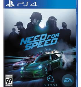 Игра Need For Speed 2015 (NFS 2015) PS4