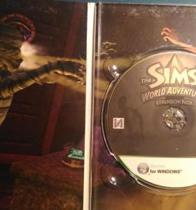 The Sims3 World adventures