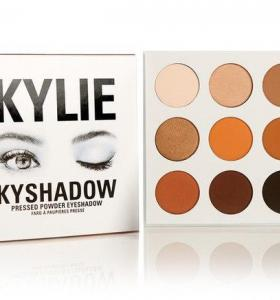 ТЕНИ KYLIE JENNER KYSHADOW THE BRONZE PALETTE