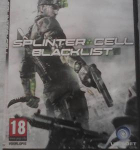 SPLUNTER CELL BLACKLIST