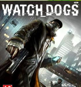 Watch dogs Xbox 360 новый
