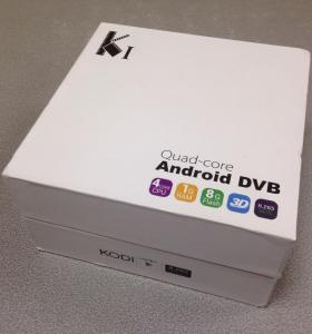 Android TV BOX DVB-T2
