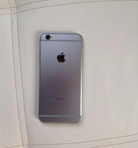 iPhone 6, Space Gray, 128GB