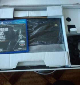 PlayStation 4+The last of us