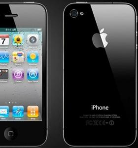 Aplle iphone 4 8гб