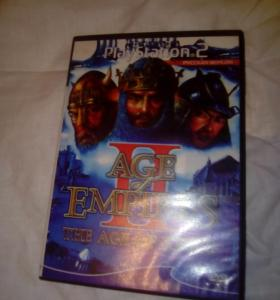 AGE of EMPIRES 2 PlayStation 2