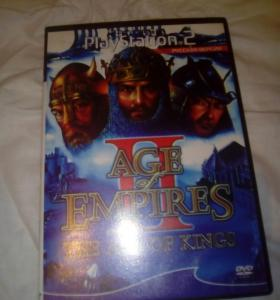 AGE of EMPIRES 2 Англ.Версия/ PlayStation 2
