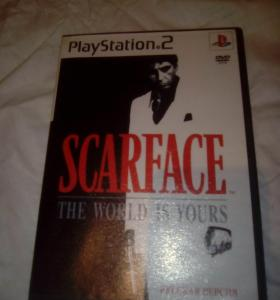SCARFACE THE WORLD IS YOURS/PlayStation 2