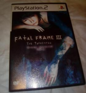 FATAL FRAME 3 THE TORMENTED