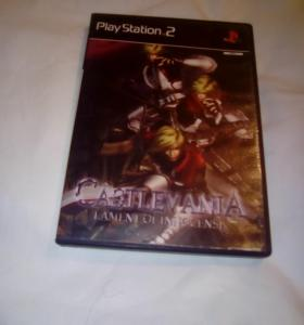 CASTLEVANIA LAMENT OF INNOCENSE/PlayStation 2