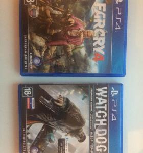 FarCry4 & Watch_Dogs