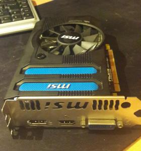 MSI AMD Radeon HD 7770