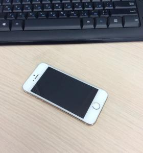 iPhone 5S 32гб gold