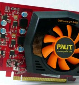 Видеокарта Palit GeForce GT 240 1024Mb