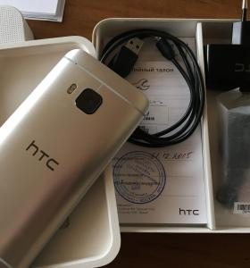 HTC One M9 Silver Gold 32 Гб
