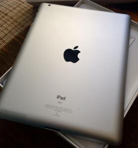 iPad 2 wi-fi 64 gb.