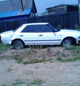 Toyota Crown 2.0AT, 1989, седан, битый