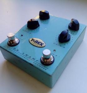 T-rex Dr. Swamp (overdrive/distortion)