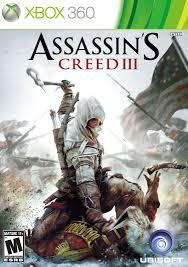 Assassin's creed 3(Xbox360)