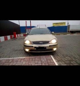 Ford mondeo 2006 год 1.8
