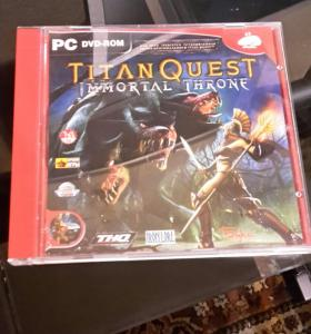 Titan Quest Imortal Throne