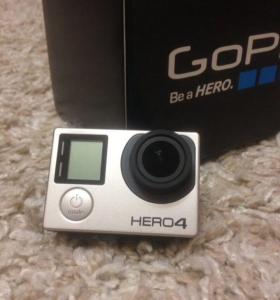 Gopro hero 4 black edition экшн камера
