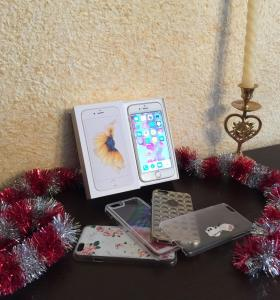Apple 🍏 iPhone 6s gold 64gb