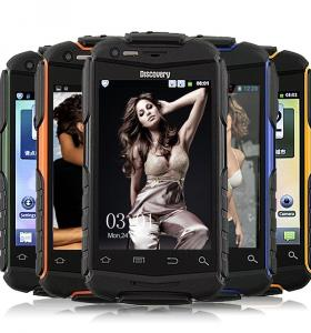Смартфон Discovery V5 Shockproof