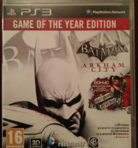 Batman Arkham City. GOTY.