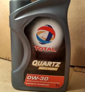 Масло Total Quartz Ineo First 0w30 1л
