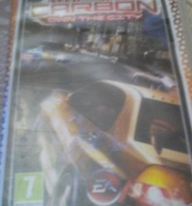 Игра для psp NEED FOR SPEED