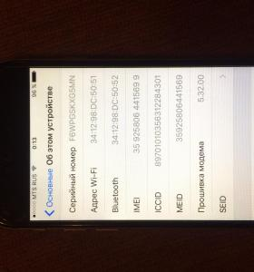 iPhone 6 Space Gray 16gb ТОРГ