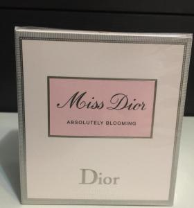"""Парфюмерная вода Miss Dior""""absolutely blooming"""""""