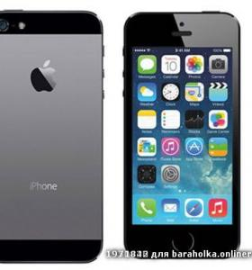 Продам iPhone 5s a1457 32GB Space Gray