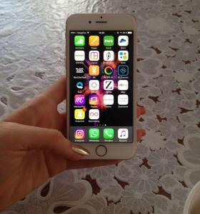 iPhone 6s Rose Gold 64 гб